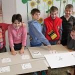 Děti ze ZŠ Havlíčkovy v Opavě